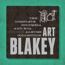 Art Blakey (1919-1990): Art Blakey: The Complete Columbia & RCA Albums Collection, 8 CDs