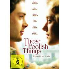 These Foolish Things, DVD
