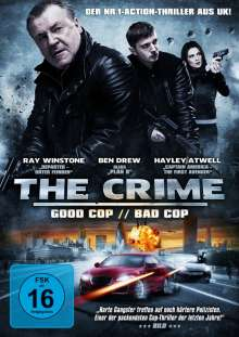 The Crime - Good Cop, Bad Cop, DVD