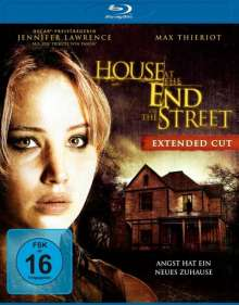 House At The End Of The Street (Blu-ray), Blu-ray Disc