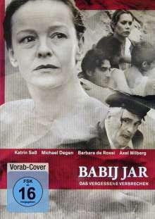 Babij Jar - Das vergessene Verbrechen, DVD