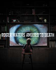 Roger Waters: Amused To Death, Super Audio CD