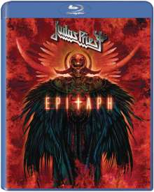 Judas Priest: Epitaph: Live At Hammersmith Apollo 2012, Blu-ray Disc