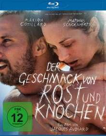 Der Geschmack von Rost und Knochen (Blu-ray), Blu-ray Disc