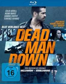 Dead Man Down (Blu-ray), Blu-ray Disc