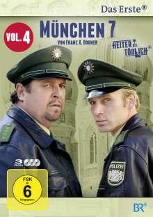 München 7 Vol. 4, 3 DVDs