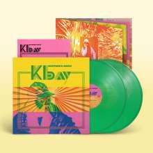 Matthew E. White: K Bay (Limited Edition) (Light Green Vinyl) (+ signierte Postkarte) (exklusiv für jpc!), 2 LPs