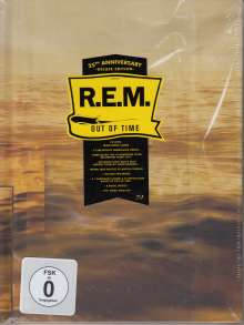 R.E.M.: Out Of Time (25th Anniversary Edition) (Limited Edition), 4 CDs