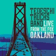 Tedeschi Trucks Band: Live From The Fox Oakland 2016, 2 CDs