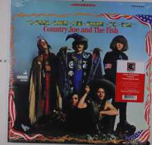 Country Joe & The Fish: I Feel Like I'm Fixin' To Die (remastered) (180g), LP