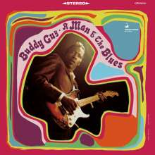 Buddy Guy: A Man And The Blues (Reissue) (Limited 50th Anniversary Edition) (180g), LP