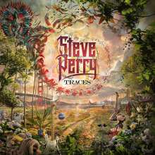 Steve Perry: Traces, CD