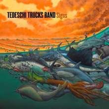 """Tedeschi Trucks Band: Signs (180g), 1 LP und 1 Single 7"""""""
