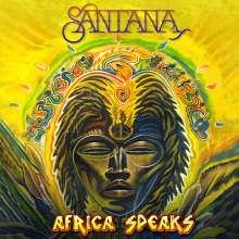 Santana: Africa Speaks, 2 LPs