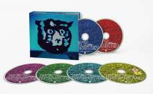 R.E.M.: Monster (25th Anniversary Limited Deluxe Edition), 5 CDs und 1 Blu-ray Disc