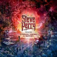 Steve Perry: Traces: Alternate Versions & Sketches, CD