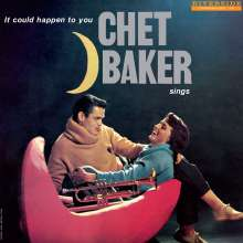Chet Baker (1929-1988): Chet Baker Sings: It Could Happen To You (180g), LP