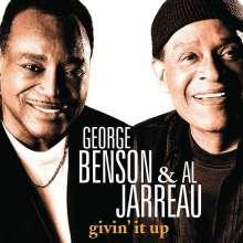 George Benson & Al Jarreau: Givin' It Up, CD
