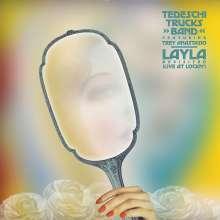 Tedeschi Trucks Band & Trey Anastasio: Layla Revisited (Live At Lockn'), 2 CDs
