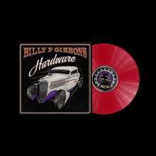 Billy F Gibbons (ZZ Top): Hardware (Limited Edition) (Red Vinyl) (in Deutschland exklusiv für jpc!), LP