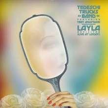 Tedeschi Trucks Band & Trey Anastasio: Layla Revisited (Live At Lockn') (Limited Edition) (Translucent Blue Vinyl) (exklusiv für jpc!), 3 LPs