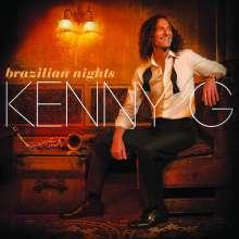 Kenny G. (geb. 1956): Brazilian Nights, CD