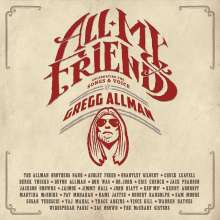 Gregg Allman: All My Friends: Celebrating The Songs And Voice: Live 2014, 2 CDs