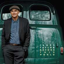 James Taylor: Before This World (Deluxe Edition), 1 CD und 1 DVD