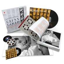 Johann Sebastian Bach (1685-1750): Goldberg-Variationen BWV 988 (The Complete Unreleased Recording Sessions 1955), 7 CDs und 1 LP