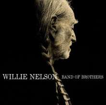 Willie Nelson: Band Of Brothers, CD