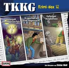 TKKG Krimi-Box 12, 3 CDs