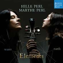 Hille Perl & Marthe Perl - Elements, CD