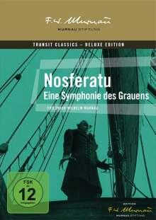Nosferatu - Eine Symphonie des Grauens, DVD