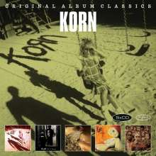 Korn: Original Album Classics (Explicit), 5 CDs