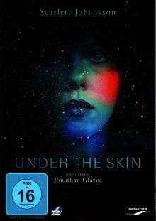 Under the Skin, DVD