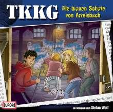 TKKG (Folge 188) - Die blauen Schafe von Artelsbach, CD