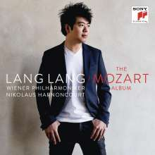 Lang Lang - The Mozart Album (Jewelcase), 2 CDs