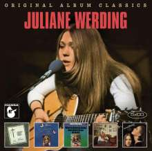 Juliane Werding: Original Album Classics, 5 CDs