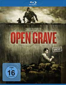 Open Grave (Blu-ray), Blu-ray Disc