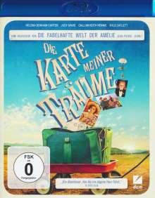 Die Karte meiner Träume (Blu-ray), Blu-ray Disc