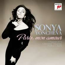 Sonya Yoncheva - Paris, mon amour, CD