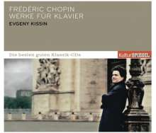 Frederic Chopin (1810-1849): Kissin plays Chopin, CD