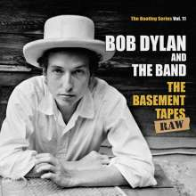 Bob Dylan: The Basement Tapes Raw: The Bootleg Series Vol. 11, 2 CDs