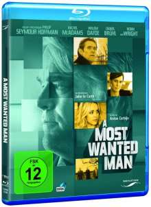 A Most Wanted Man (Blu-ray), Blu-ray Disc