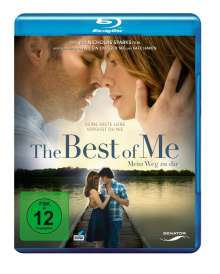 The Best of Me (Blu-ray), Blu-ray Disc