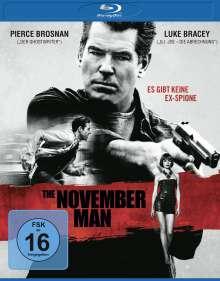 The November Man (Blu-ray), Blu-ray Disc