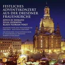 Festliches Adventskonzert aus der Dresdner Frauenkirche 2013, CD