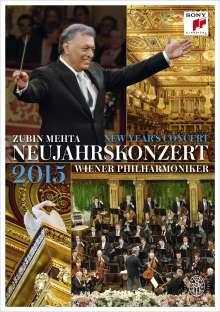 Neujahrskonzert 2015 der Wiener Philharmoniker, DVD