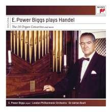 Georg Friedrich Händel (1685-1759): Orgelkonzerte Nr.1-16, 4 CDs