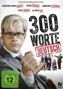 300 Worte Deutsch, DVD